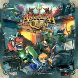 Arcadia Quest spel doos box Spellenbunker.nl