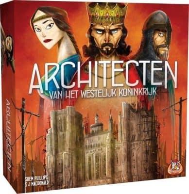 Architecten van het Westelijk Koninkrijk Bordspel
