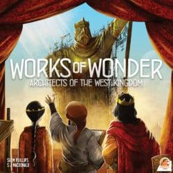 Architects of the West Kingdom: Works of Wonder spel doos box Spellenbunker.nl