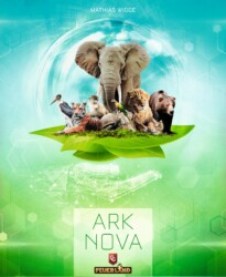 Ark Nova spel doos box Spellenbunker.nl
