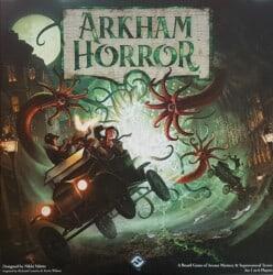 Arkham Horror (Third Edition) spel doos box Spellenbunker.nl