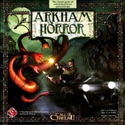 Arkham Horror spel doos box Spellenbunker.nl