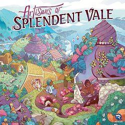 Artisans of Splendent Vale spel doos box Spellenbunker.nl