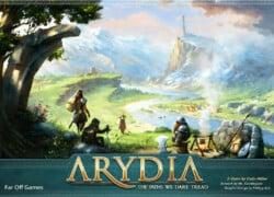 Arydia: The Paths We Dare Tread spel doos box Spellenbunker.nl