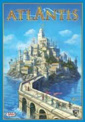 Atlantis spel doos box Spellenbunker.nl