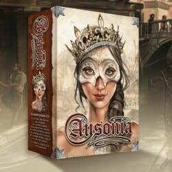 Ausonia spel doos box Spellenbunker.nl
