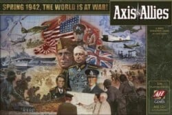Axis & Allies: 1942 spel doos box Spellenbunker.nl