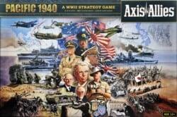 Axis & Allies Pacific 1940 spel doos box Spellenbunker.nl
