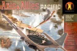 Axis & Allies: Pacific spel doos box Spellenbunker.nl