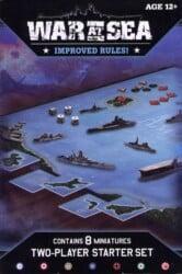 Axis & Allies: War at Sea spel doos box Spellenbunker.nl