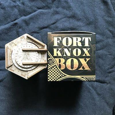 Fort knox box escape welt escwelt esc welt escape world team arlin