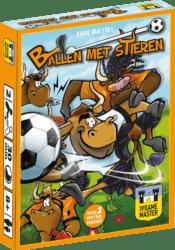 Ballen met Stieren - Kaartspel - Voetbal - The Game Master