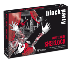 Black Party - Rust Zacht Sherlock