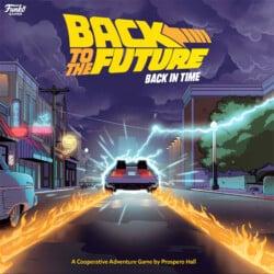 Back to the Future: Back in Time spel doos box Spellenbunker.nl