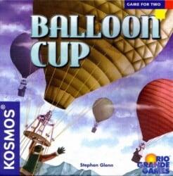 Balloon Cup spel doos box Spellenbunker.nl