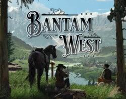 Bantam West spel doos box Spellenbunker.nl