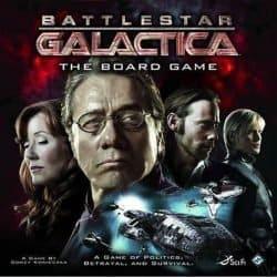 Battlestar Galactica Bordspel