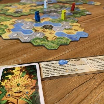 De zoektocht naar El Dorado Bordspel 999 Games