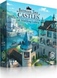 Between Two Castles of Mad King Ludwig Bordspel