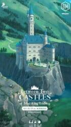 Between Two Castles of Mad King Ludwig: Secrets & Soirees Expansion spel doos box Spellenbunker.nl