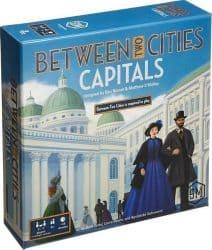 Between Two Cities - Capitals Bordspel Uitbreiding
