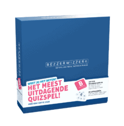 Bezzerwizzer Asmodee Bordspel Partyspel Quiz
