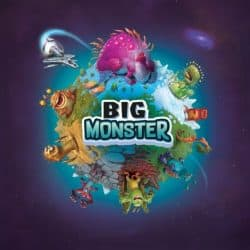 Big Monster Bordspel Skellig Games