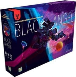 Black Angel Bordspel