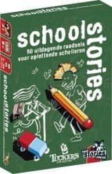 Black Stories Junior – School Stories - Kaartspel - Tuckers Fun Factory