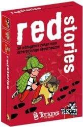 Black Stories Junior Red Stories Tuckers Fun Factory Kaartspel