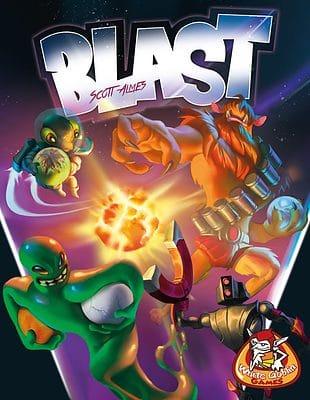Blast spel doos box Spellenbunker.nl