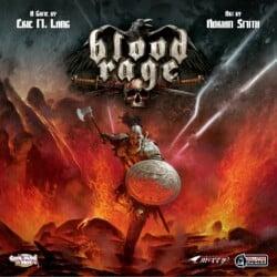 Blood Rage spel doos box Spellenbunker.nl