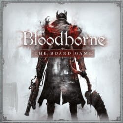 Bloodborne: The Board Game spel doos box Spellenbunker.nl