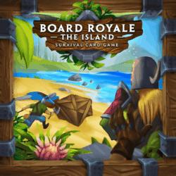 Board Royale: The Island spel doos box Spellenbunker.nl