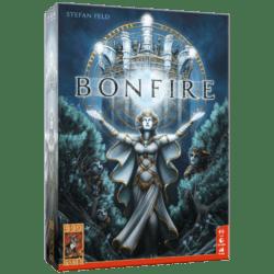 Bonfire - Bordspel - 999 Games