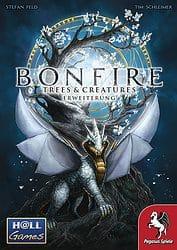 Bonfire: Trees & Creatures spel doos box Spellenbunker.nl