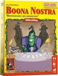 Boonanza - Boona Nostra Uitbreiding Kaartspel
