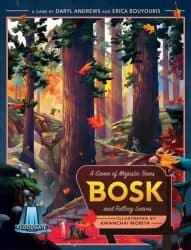 Bosk Bordspel Floodgate Games Asmodee