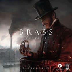 Brass Lancashire Bordspel