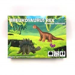 Breukosaurus Rex Spel Level21 Kinderspel