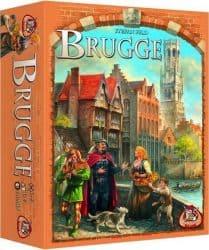 Brugge Bordspel