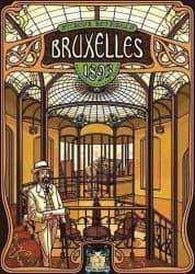 Bruxelles 1893 Bordspel