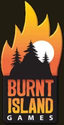Burnt Island Games Logo