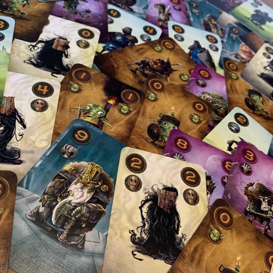 Claim Kaartspel White Goblin Games