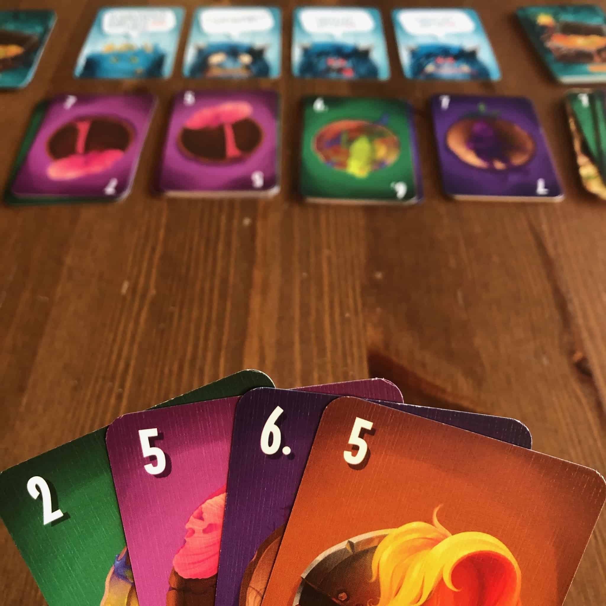Cahoots Cooperatief Kaartspel White Goblin Games
