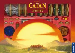 CATAN: 3D Edition spel doos box Spellenbunker.nl