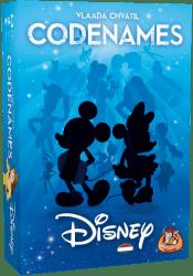 CODENAMES Disney White Goblin Games