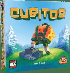 CUBITOS Bordspel White Goblin Games
