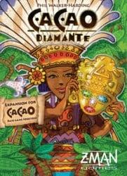 Cacao: Diamante spel doos box Spellenbunker.nl