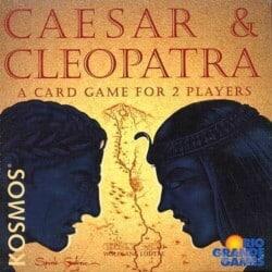 Caesar & Cleopatra spel doos box Spellenbunker.nl